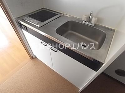 【キッチン】マリーナタカケンビルNO7