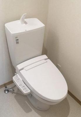 【トイレ】ベラルーナ保土ヶ谷