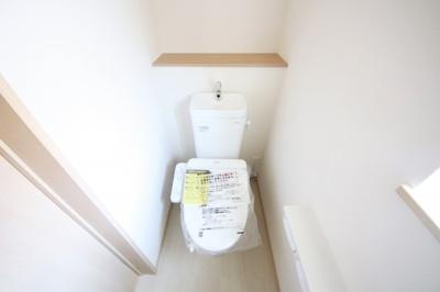 2号棟 2階トイレ