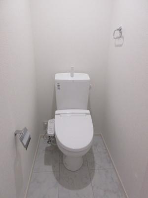 【トイレ】エスパシオ東小岩