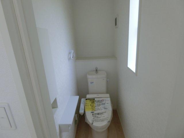 【トイレ】吉岡町下野田第5 2号棟/クレイドルガーデン