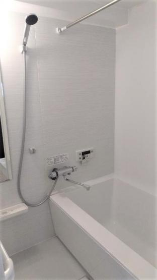 【浴室】コスモ・ザ・パークスイースト2