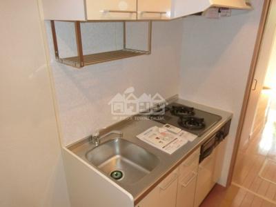 2口システムキッチン・サクラアパートメント