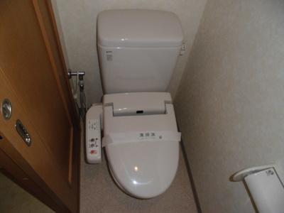 【トイレ】リヴェール天下茶屋