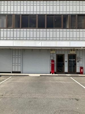 【外観】西岩田2丁目倉庫付貸事務所