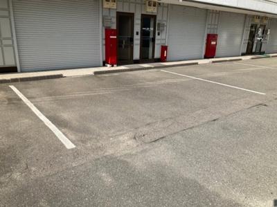 【駐車場】西岩田2丁目倉庫付貸事務所