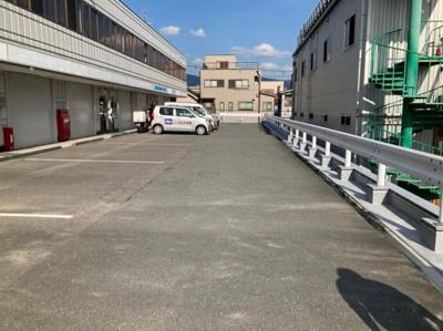 【周辺】西岩田2丁目倉庫付貸事務所