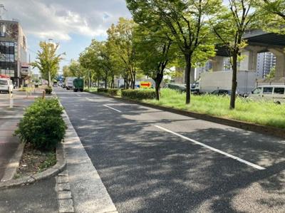 【周辺】西岩田2丁目事務所付貸倉庫