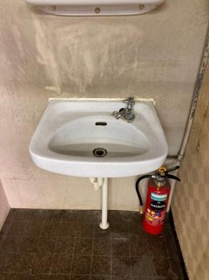 【独立洗面台】豊秀町1丁目貸店舗・事務所