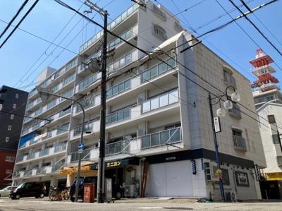 【外観】豊秀町1丁目貸店舗・事務所