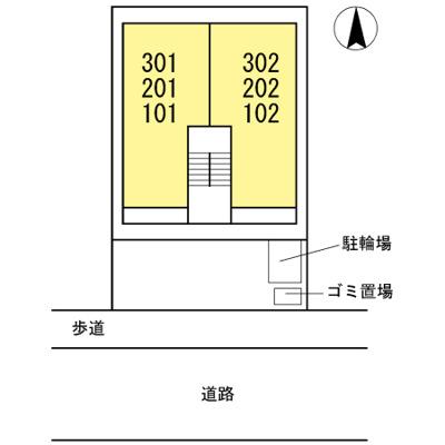 【区画図】ウィステリア湘南