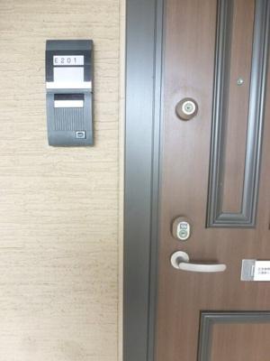【玄関】メゾンリベルテ CDE