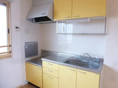 【キッチン】メゾンリベルテ CDE