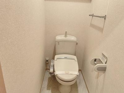 【トイレ】メゾンリベルテ CDE
