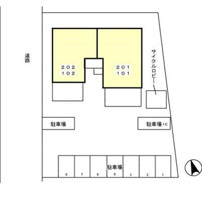 【区画図】マルベリー