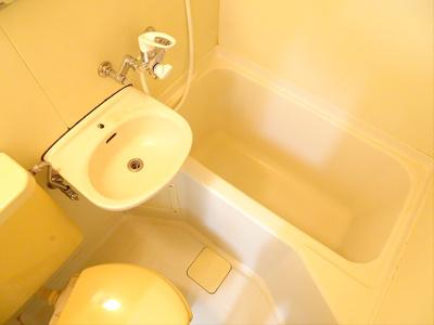 【浴室】ヴェラコートタマガワ