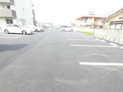 【駐車場】プレミストⅢ