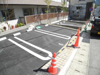 【駐車場】ジャルダンヴェール富士見町