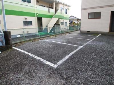 駐車場2台付き☆
