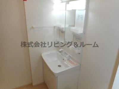 【独立洗面台】ミッド ヴィラ・Ⅱ棟