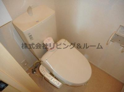 【トイレ】ミッド ヴィラ・Ⅱ棟