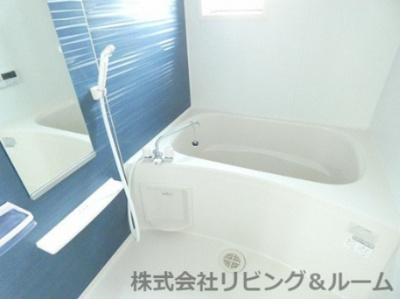 【浴室】グレイスフル・A棟