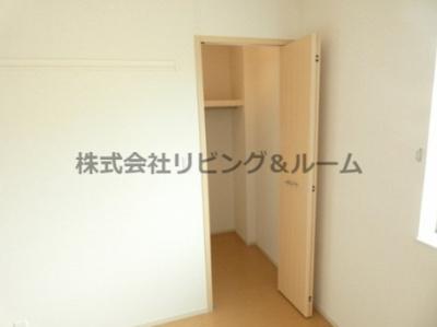【収納】グレイスフル・A棟