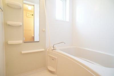 【浴室】レジデンスKⅡ