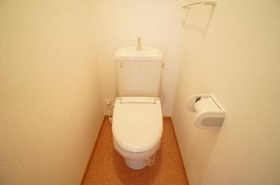 【トイレ】レジデンスKⅡ
