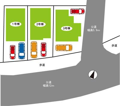 神戸市垂水区学が丘4丁目 新築一戸建て
