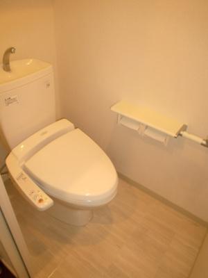 【トイレ】レジディア白壁東