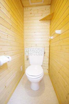 【トイレ】フラグランテ