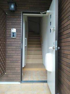 【玄関】セレノⅡ