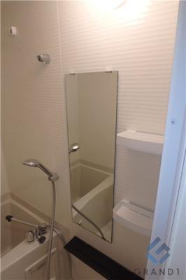 【浴室】ミラージュパレス玉造デフィ