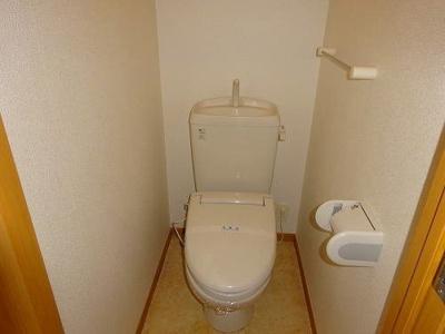 【トイレ】ノートルハウスⅡ
