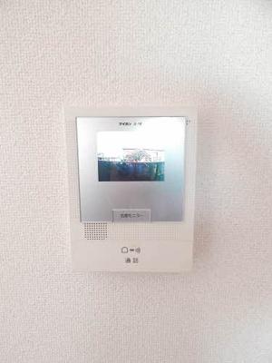 【セキュリティ】サンクチュアリー久留米Ⅵ F棟