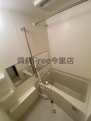 【浴室】ステーションフロント緑橋 仲介手数料無料