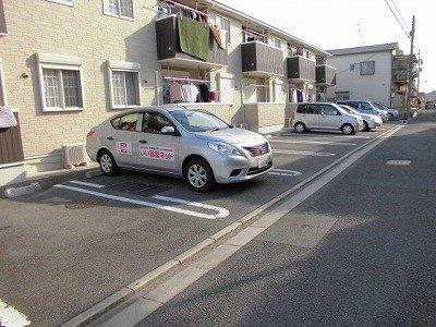 【駐車場】レイ・ミノール
