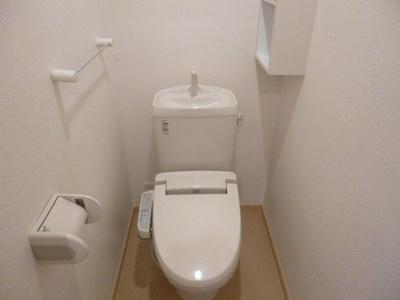 【トイレ】レイ・ミノール