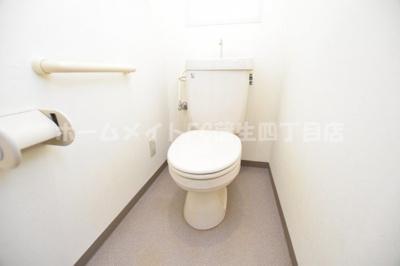 【トイレ】ラ・ピエール城東