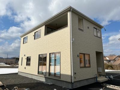 【外観】新築建売 花巻市松園町第2 6号棟