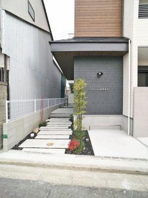 【エントランス】シェリム箱崎宮前(シェリムハコザキミヤマエ)