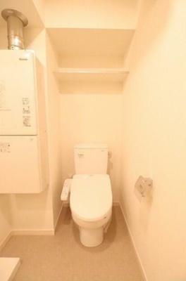 【トイレ】コンポジット中目黒