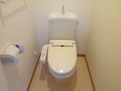 【トイレ】リーフパーク宮前