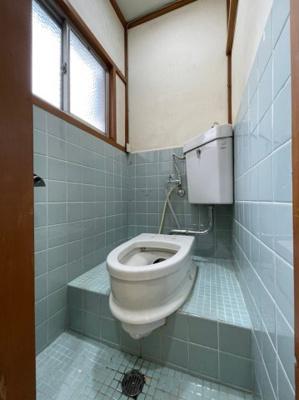 【トイレ】塩屋台1丁目戸建