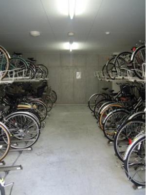 【駐車場】ラポール西大島ウエスト