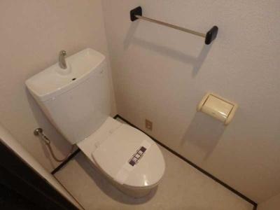 【トイレ】コスモ千早町