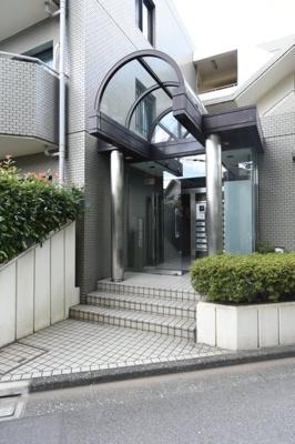【エントランス】コスモ千早町
