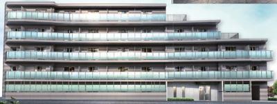 【外観】クレヴィスタ練馬桜台