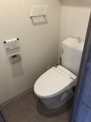 【トイレ】クレヴィスタ練馬桜台